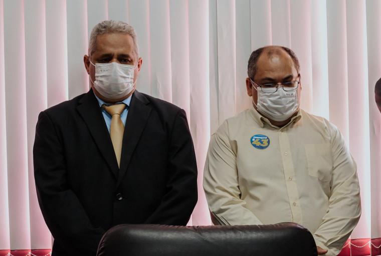 Paulo Pedreira e Jurandi Fidélis obtiveram 60,95% dos votos válidos