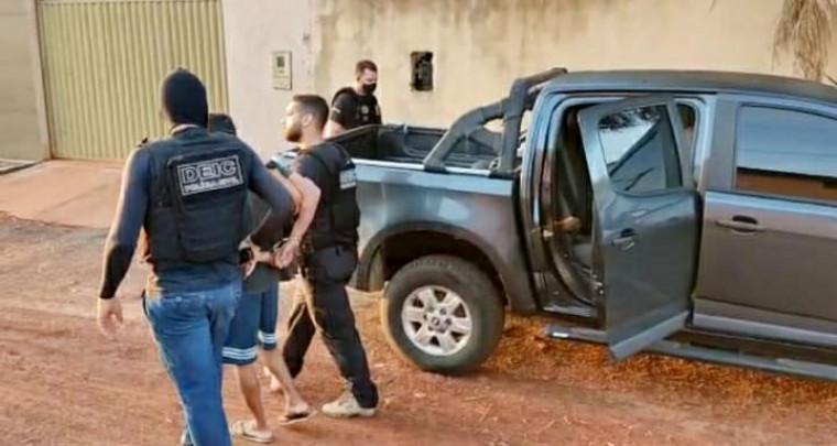 9 foram presos só em Araguaína