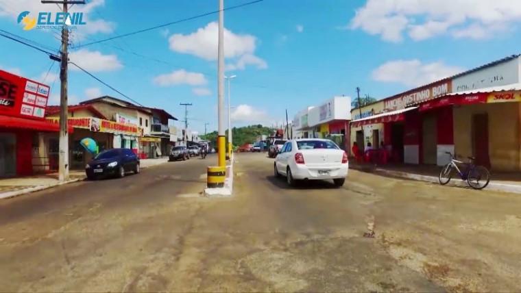 Cidade de Aragominas