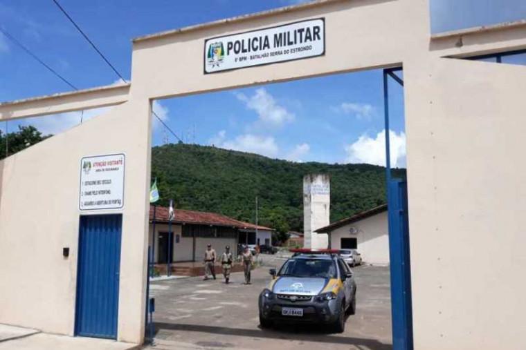 Prisão foi cumprida por policiais do 8º BPM