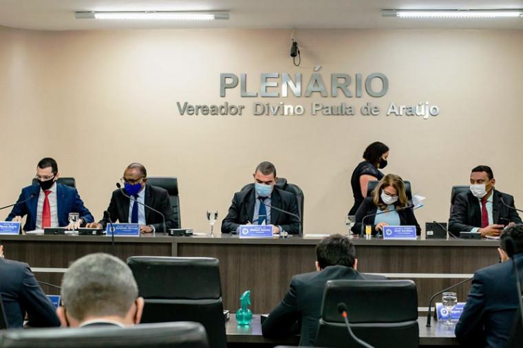Gideon Soares é presidente da Câmara de Vereadores de Araguaína