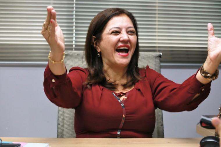 Empresária Hélida Dantas