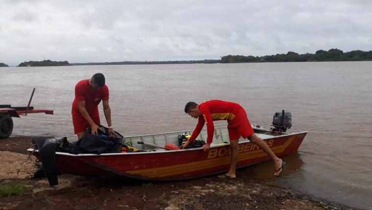Corpo de Bombeiros de Araguaína encontraram o corpo