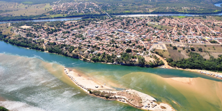 Prefeitura liberou praias para banhistas