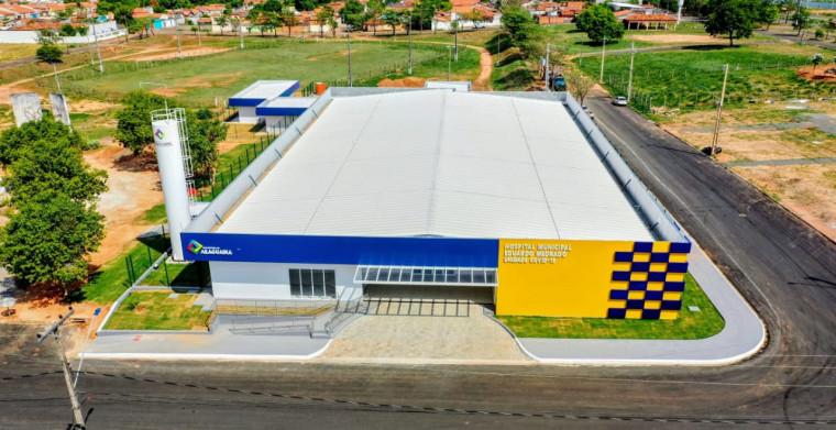 UTI Covid do Hospital Municipal foi desativada nesta semana.
