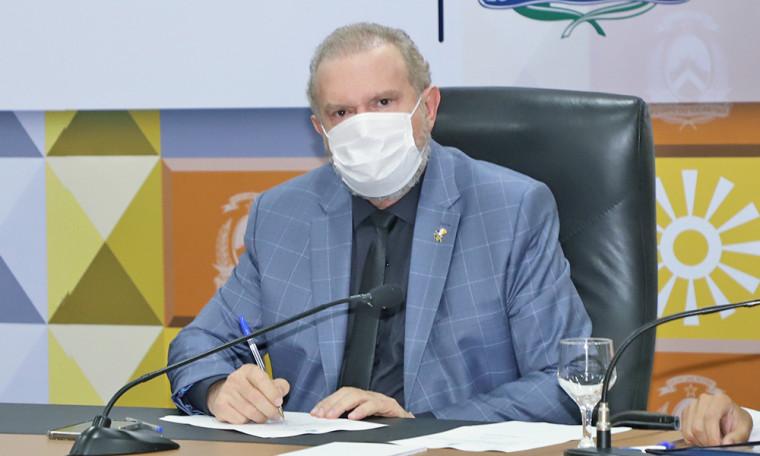 Governador Carlesse já afirmou que está tranquilo