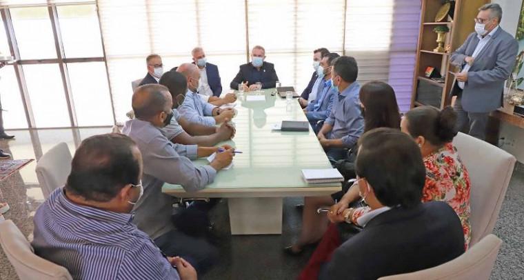 Governador demonstrou preocupação com o risco de a população não conhecer o projeto