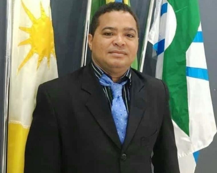 Edivaldo Reis era servidor público do Estado e vereador de Nova Olinda