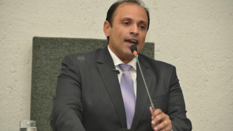 Ex-deputado Gleydson Nato é o atual vice-prefeito de Gurupi