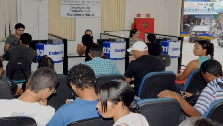 285 vagas de emprego no Tocantins