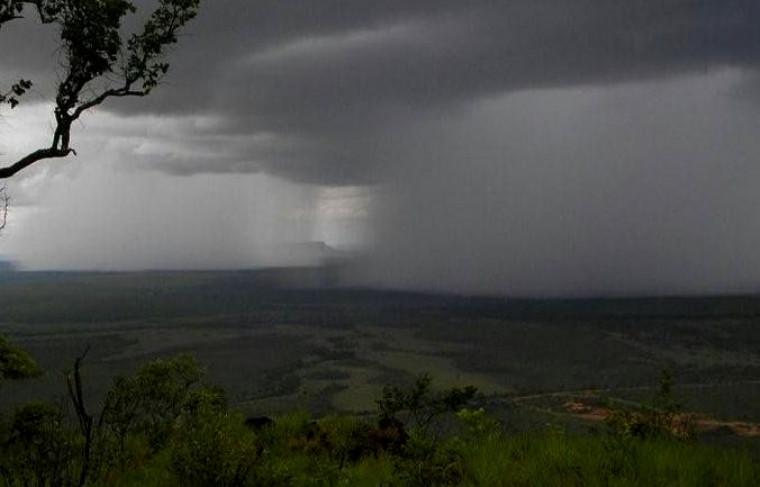Segundo o Imet, são esperados entre 20 e 50 mm de chuvas nessa quinta-feira (17)