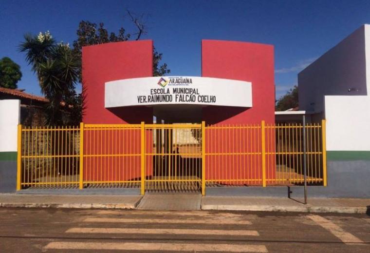Escola municipal vereador Raimundo Falcão Coelho