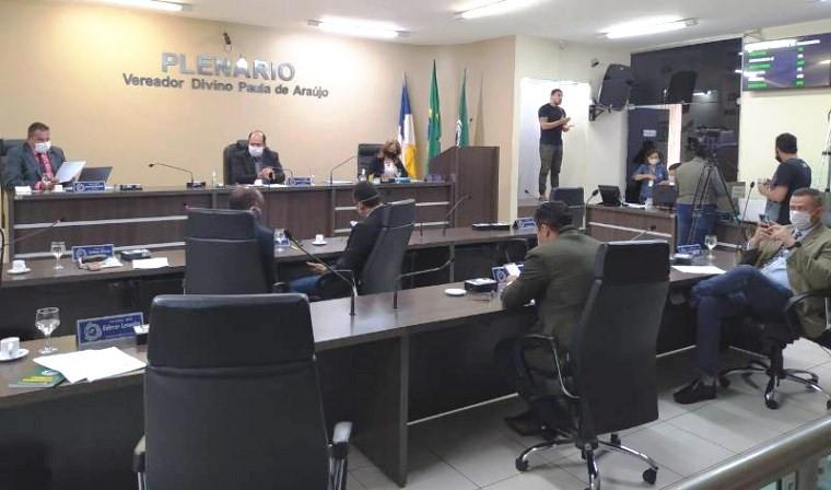 Câmara Municipal de Araguaína tem 17 cadeiras