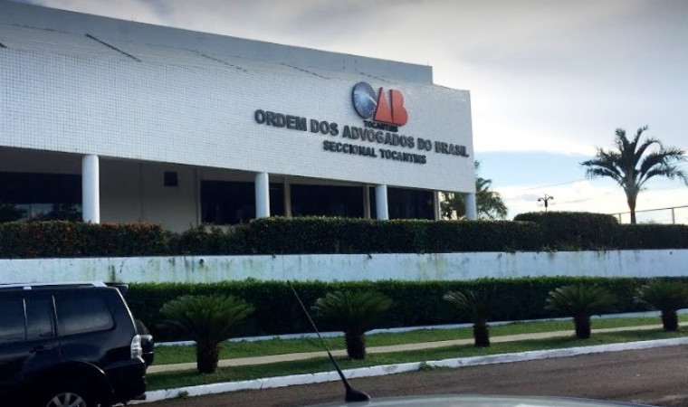 Sede da OAB Tocantins