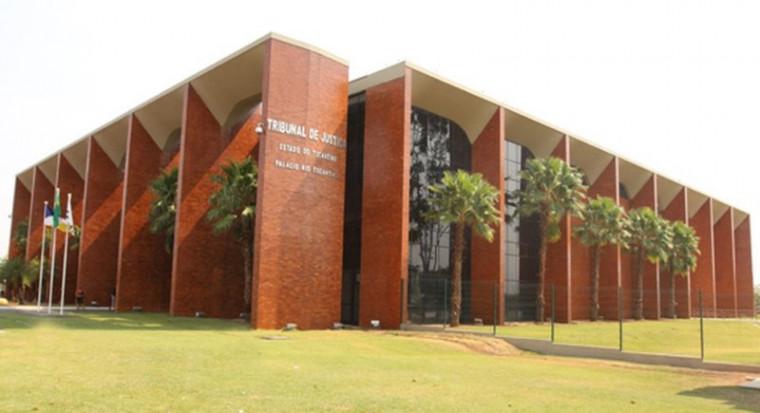 Sede do Tribunal de Justiça do Tocantins em Palmas