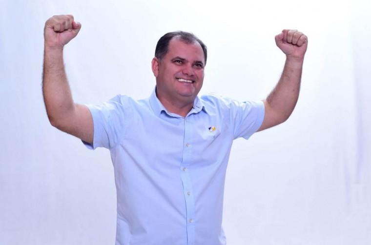 Alessandro Borges foi reeleito para administrar Muricilândia por mais 4 anos