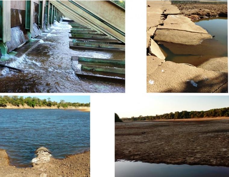 Barragens são antigas e não possuem controle de vazão ecológica e manejo