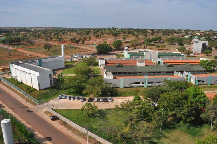 Sede da UFNT em Araguaína, criada através do desmembramento da UFT