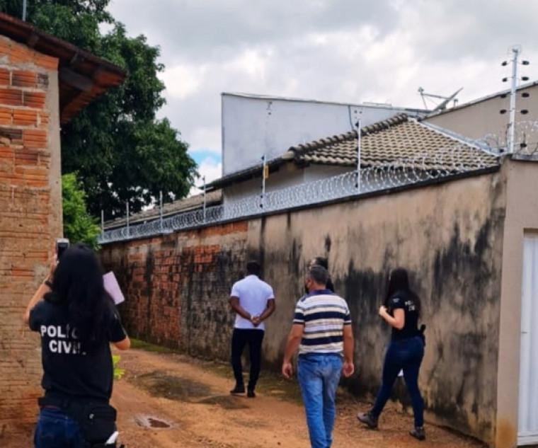 No Tocantins, a Operação Resguardo atingiu 42 municípios e teve a participação de 267 policiais