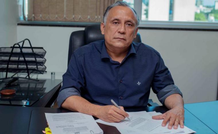 O agora ex-secretário Municipal de Segurança e Mobilidade Urbana, Luiz Cláudio