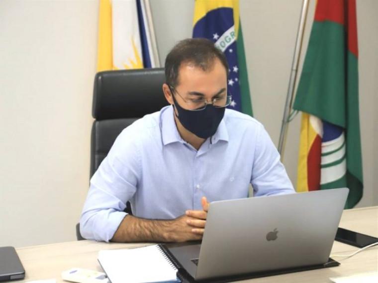 Prefeito Wagner Rodrigues já prepara novo decreto com o fim do lockdown