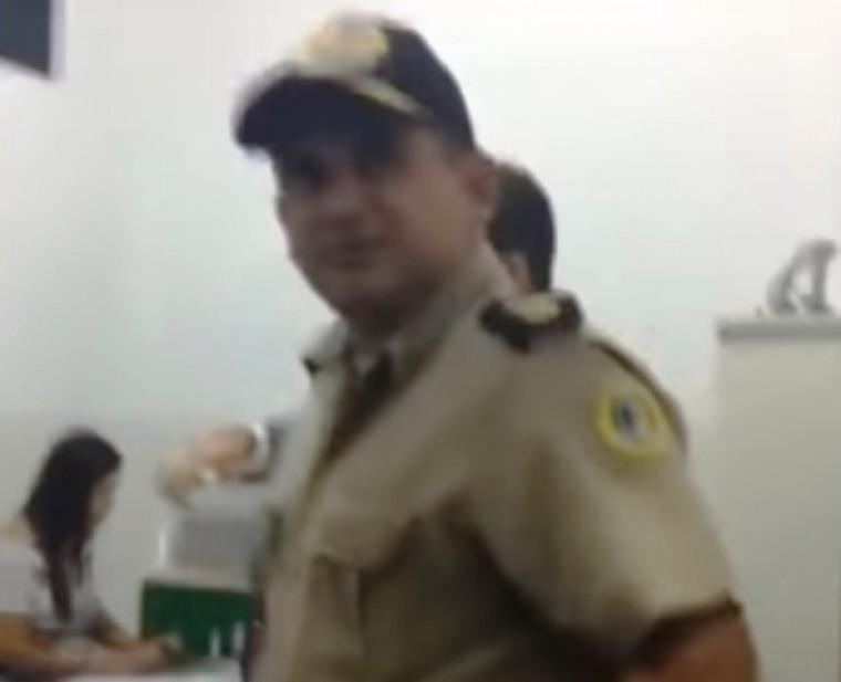 Tenente-coronel Francinaldo Machado Bó