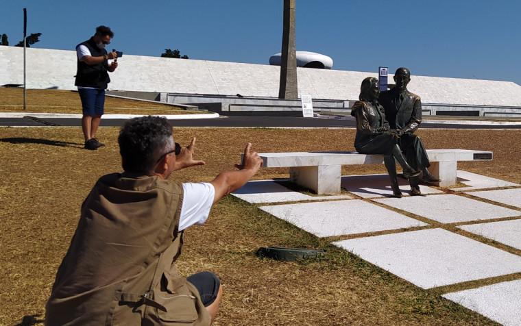 Filmagens da série sobre Bernardo Sayão começaram em agosto.