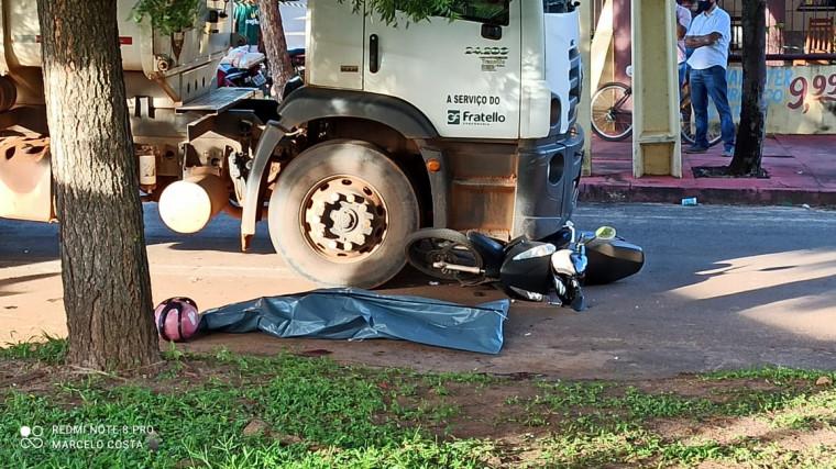 Motorista disse que não viu a placa de pare