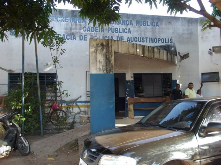 Cadeia Pública de Augustinópolis
