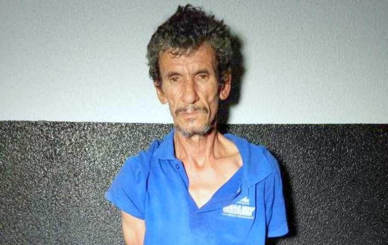 O suspeito foi preso próximo a rodoviária de Araguaína de posse de dois televisores