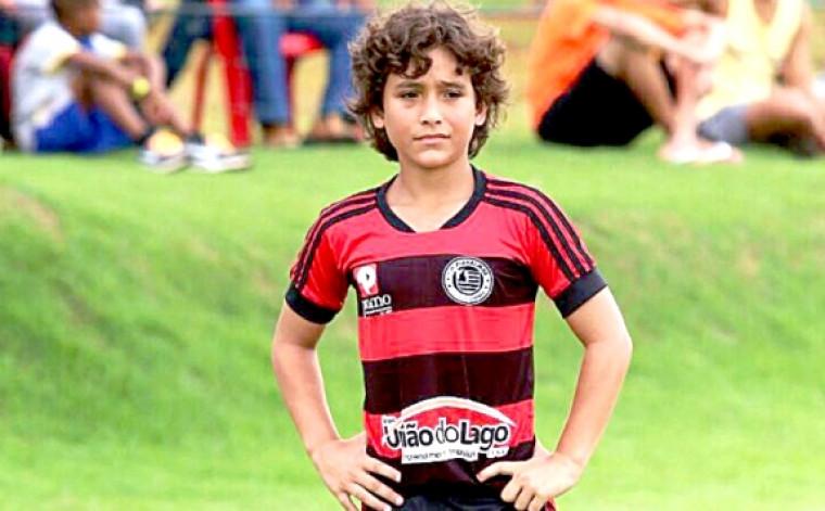 Jogador Lucianinho