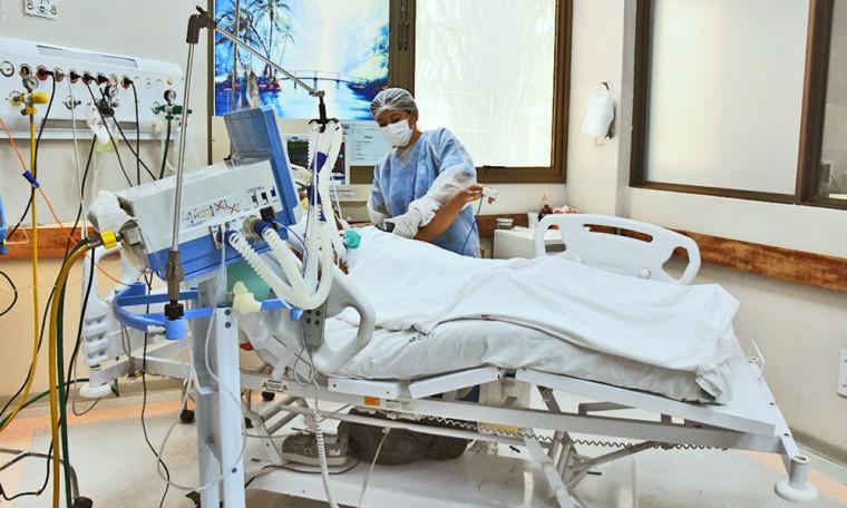 Leitos de UTI Covid são gerenciados pelo ISAC em vários hospitais públicos