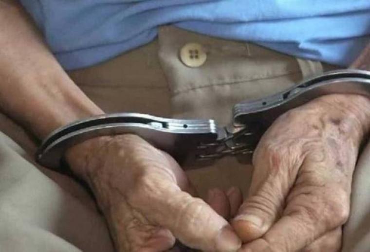 Suspeito do crime é um idoso de 60 anos