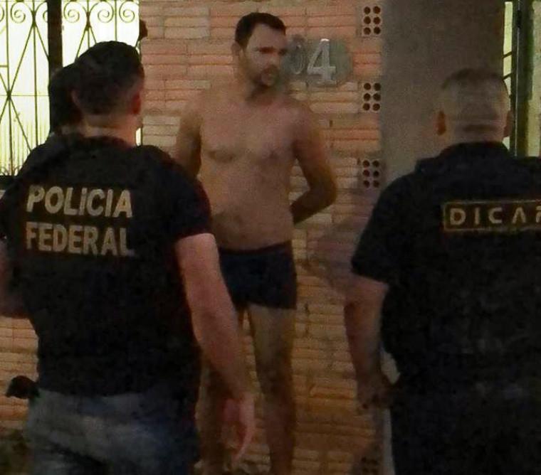 Wanderson Silva de Souza havia fugido da sede do 1º BPM, em Palmas