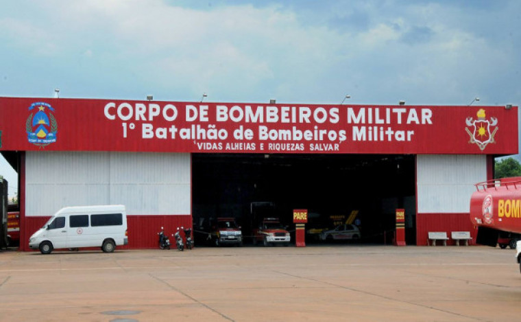 1º Batalhão localizado em Palmas