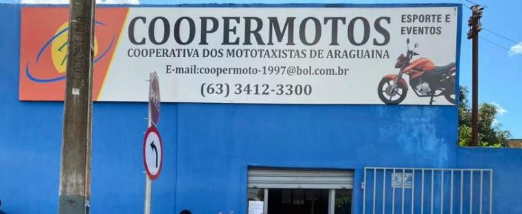 Cooperativa dos Mototaxistas de Araguaína