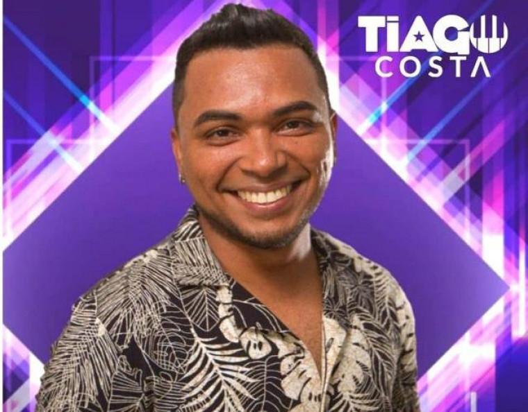 Tiago Costa cantava em bares e eventos de Araguaína e região