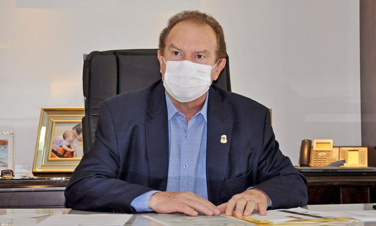 Mauro Carlesse assumiu o governo após a cassação de Marcelo Miranda