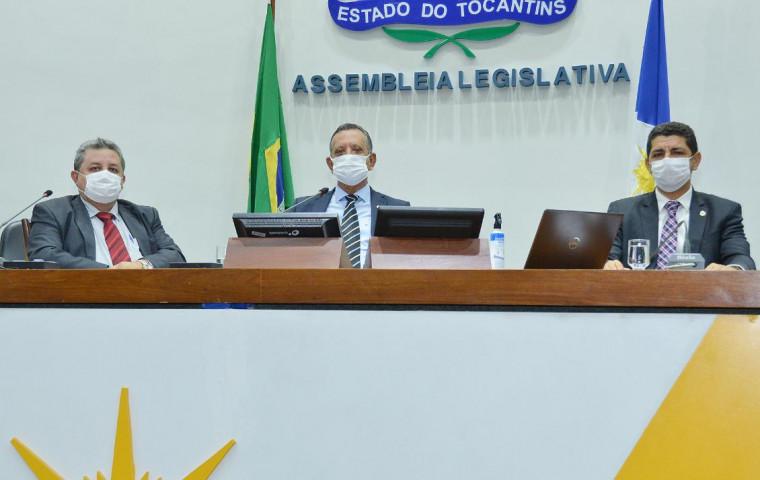 Mesa Diretora da Assembleia Legislativa do Tocantins