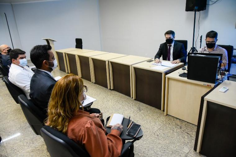 Audiência administrativa