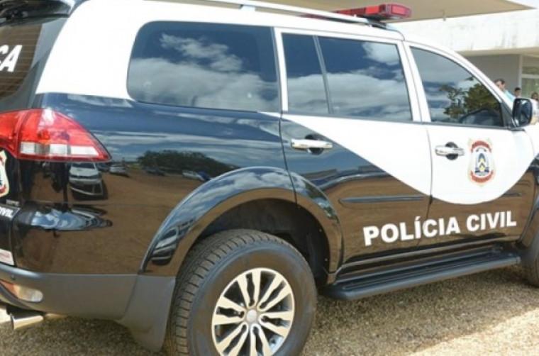 Prisão foi efetuada pela Polícia Civil