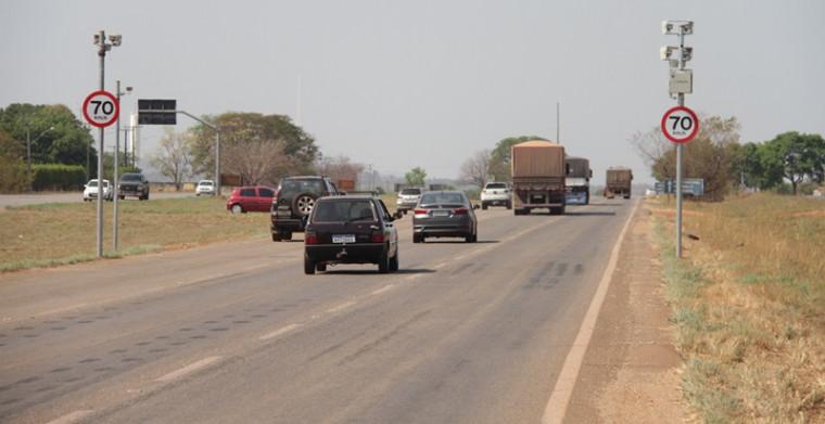 Fiscalização será implementada em vários trechos de rodovias pelo Tocantins