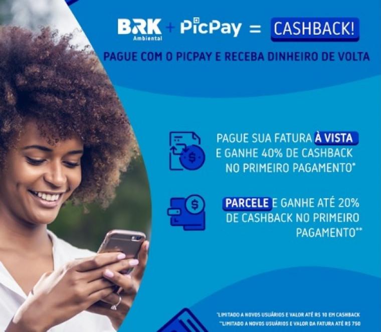 BRK e Pic Pay são parceiras