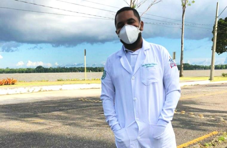 Luis Henrique escolheu a Universidade Federal do Pará para cursar medicina
