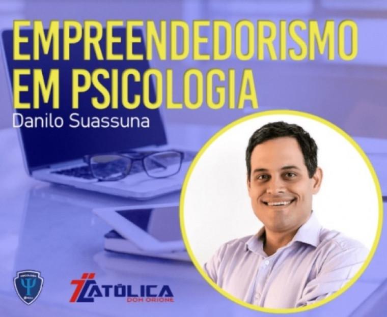 Palestrante Danilo Suassuna