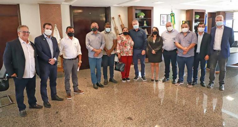 Gestores dos municípios do Jalapão conheceram detalhadamente o projeto