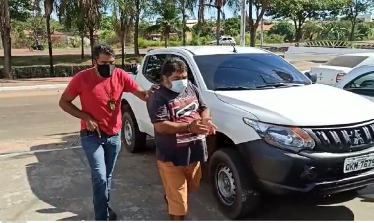 Francisco Filho é suspeito de tráfico de drogas