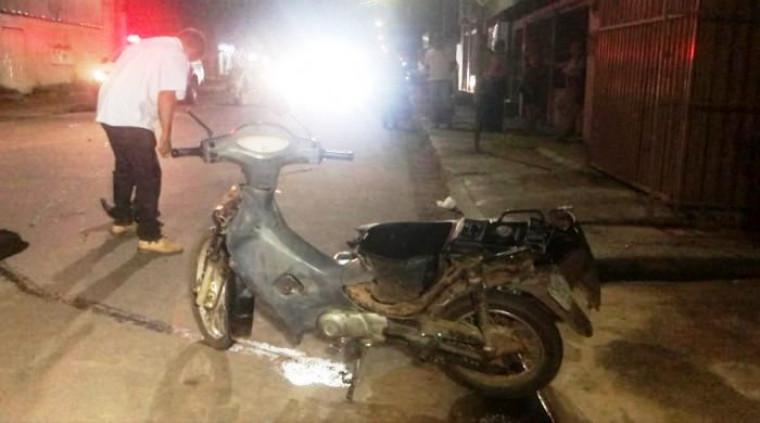 Motorista invadiu a contramão e matou o motociclista