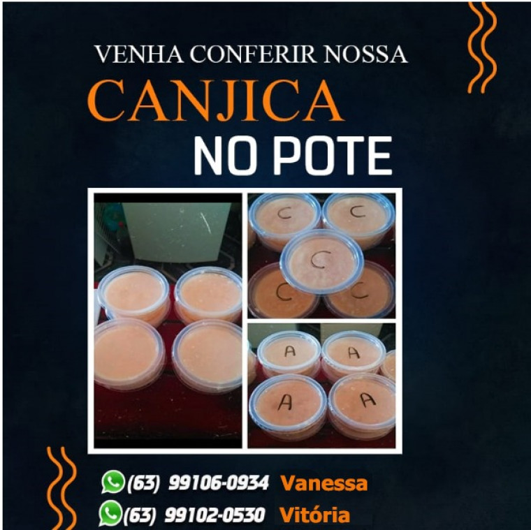 As vendas são em Pau D'Arco e Araguaína