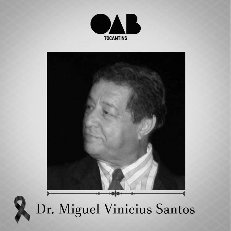 OAB/TO decreta luto oficial de 3 dias